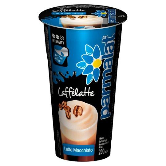 Parmalat Caffélatte Latte Macchiato Low-Fat, Coffee Flavoured Drink 200 ml