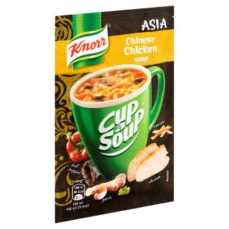 Knorr Cup a Soup Asia kínai csirkeleves 12 g