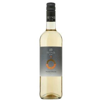 Feind Muscat Ottonel Semi-Sweet White Wine 11% 750 ml