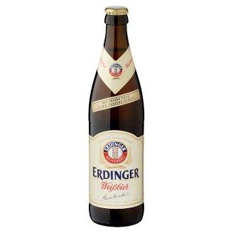 Erdinger Weissbräu szűretlen bajor világos búzasör 5,3% 0,5 l