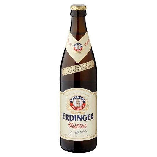 Erdinger Weissbräu Unfiltered Bavarian Lager Wheat Beer 5,3% 0,5 l