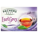 Packers Best Earl Grey Flavoured Black Tea 80 Tea Bags 120 g
