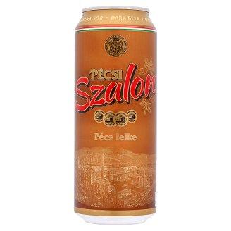 Pécsi Szalon Dark Beer 5,8% 0,5 l