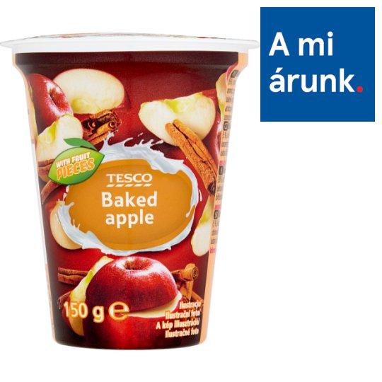 Tesco almás joghurt 150 g