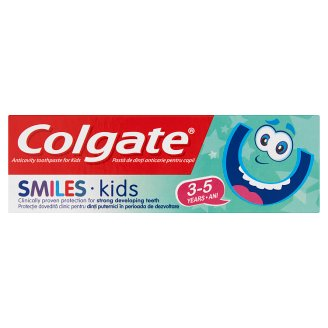 Colgate Smiles Kids Toothpaste 3-5 Years 50 ml