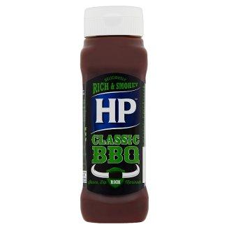 HP klasszikus barbecue szósz 465 g