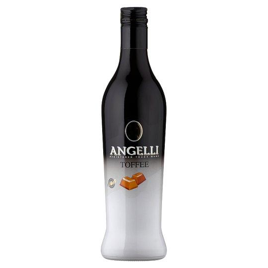 Angelli Toffee likőr 16% 0,5 l