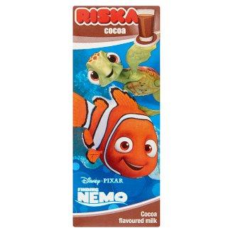 Riska Finding Nemo UHT Low-Fat Cocoa Flavoured Milk 180 ml
