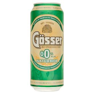 Gösser Naturbier alkoholmentes világos sör 0,5 l