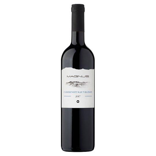 Magnus Balatonfüred-Csopaki Cabernet Sauvignon száraz vörösbor 13% 750 ml