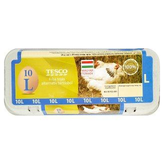 Tesco friss tojás L 10 db