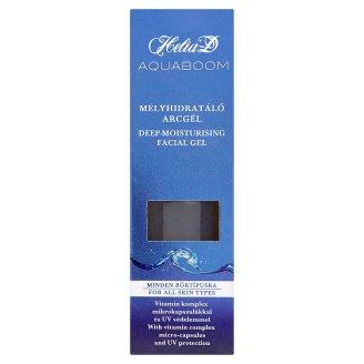 Helia-D Aquaboom Deep-Moisturizing Facial Gel for All Skin Types 50 ml
