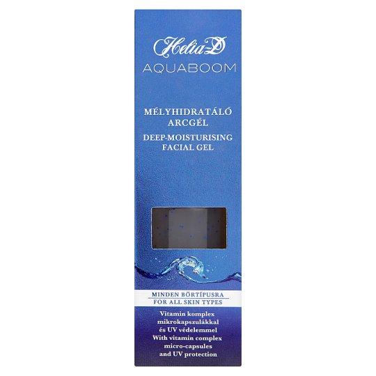 Helia-D Aquaboom mélyhidratáló arcgél minden bőrtípusra 50 ml