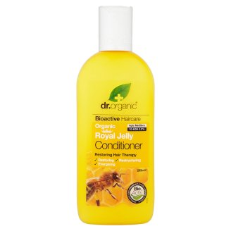 Dr. Organic Bioactive Haircare Conditioner with Organic Royal Jelly 265 ml