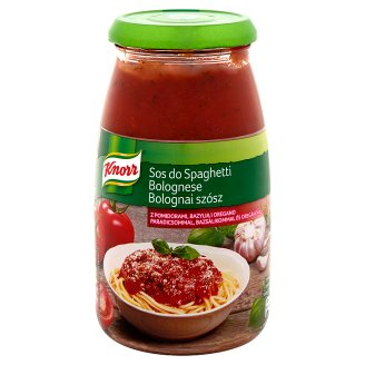 Knorr Bolognese Sauce with Tomato, Basil and Oregano 500 g