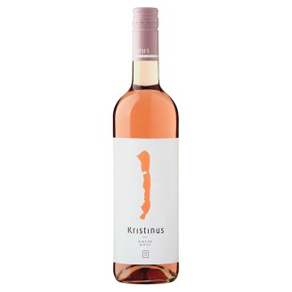 Kristinus Kéthelyi Rosé Cuvée Dry Rose Wine 12% 0,75 l