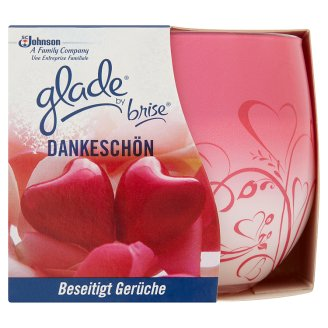 Glade by Brise Only Love illatgyertya 120 g