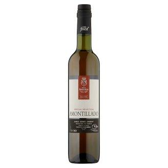 Tesco Finest Jerez-Xérès-Sherry Amontillado likőrbor 18,5% 0,5 l