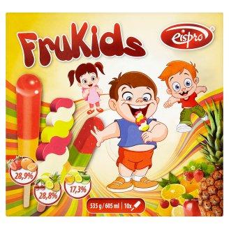 Eispro FruKids jégkrém mix 10 db 605 ml