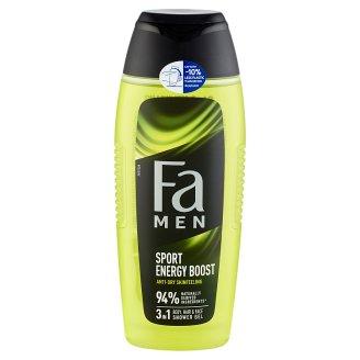 Fa Men Sport Energy Boost tusfürdő 400 ml