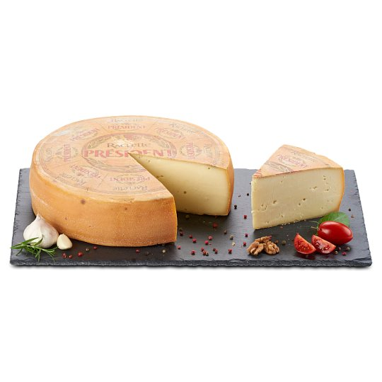 President Raclette Fat Semi-Hard Cheese