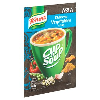 Knorr Cup a Soup Asia Chinese Vegetable Soup 13 g