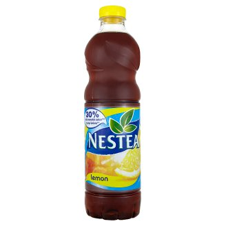 Nestea Non-Carbonated Lemon Flavoured Soft Drink with Tea Extract 1,5 l