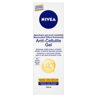 NIVEA Q10 Energy+ bőrfeszesítő narancsbőr elleni krémzselé minden bőrtípusra 200 ml