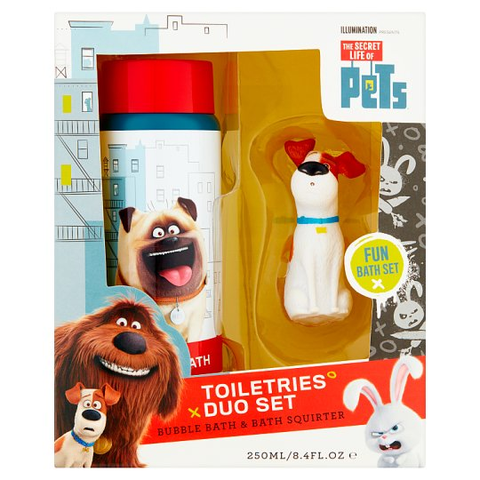 The Secret Life of Pets Toiletries Duo Set