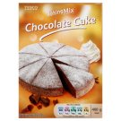 Tesco Baking Mix for Chocolate Sponge Cake with Chocolate Flavoured Chips 400 g