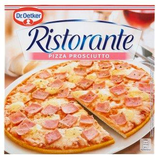 Dr. Oetker Ristorante Pizza Prosciutto Quick-Frozen Pizza with Ham and Cheese 330 g