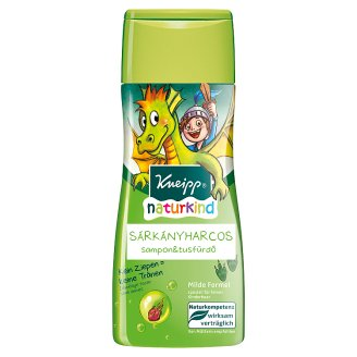 Kneipp Naturkind Sárkányharcos Shampoo and Shower Gel 200 ml