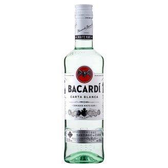 Bacardi Carta Blanca rum 37,5% 0,5 l