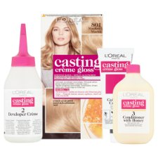 image 2 of L'Oréal Paris Casting Crème Gloss 801 Almond Care Hair Colorant