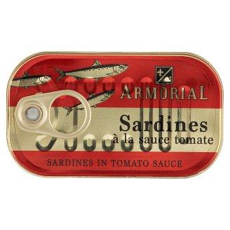 Armorial Sardines in Tomato Sauces 120 g