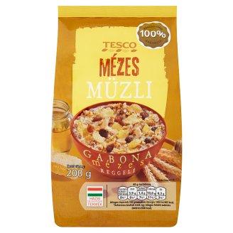 Tesco Muesli with Honey 200 g
