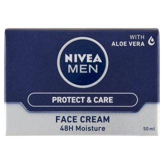 NIVEA MEN Protect & Care intenzív hidratáló krém 50 ml