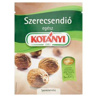 Kotányi Whole Nutmeg 9 g