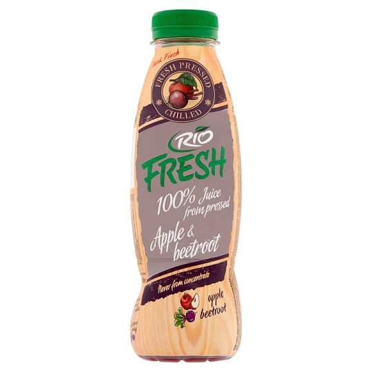 RIO FRESH 100% Apples and Beetroot Juice 500 ml