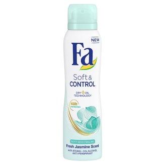 Fa Soft & Control izzadásgátló deopspray friss jázmin illattal 150 ml