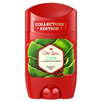 Old Spice Citron Antiperspirant And Deodorant Stick 50Ml