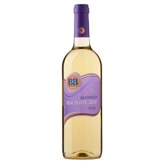 BB Balatonboglári Irsai Olivér - Zenit Sweet White Wine 11% 0,75 l