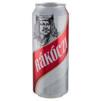 Rákóczi Lager Beer 4,1% 0,5 l