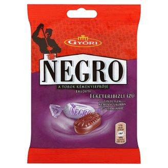 Győri Negro Blackcurrant Flavoured Drops 79 g