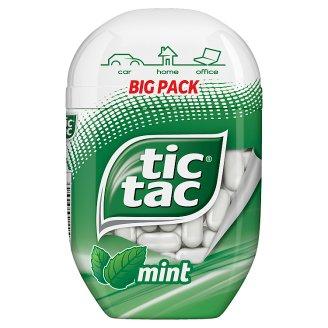Tic Tac Mint Menthol Flavoured Drops 98 g