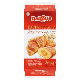 Dal Colle Confectionery Product with Apricot Filling 6 pcs 270 g