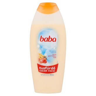 Baba Milk and Fruit Pampering Shower Gel 750 ml