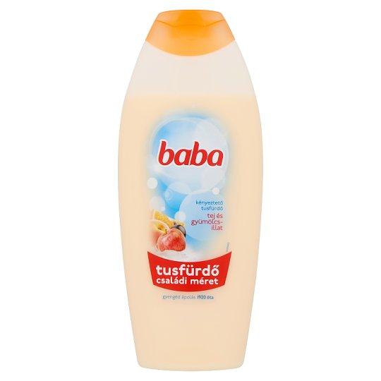 Baba Milk and Fruit Pampering Shower Gel 750 ml