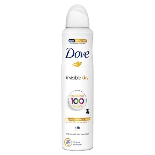 Dove Invisible Dry Anti-Perspirant 250 ml
