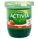 Danone Activia Low-Fat Yoghurt with Strawberry and Live Cultures 125 g